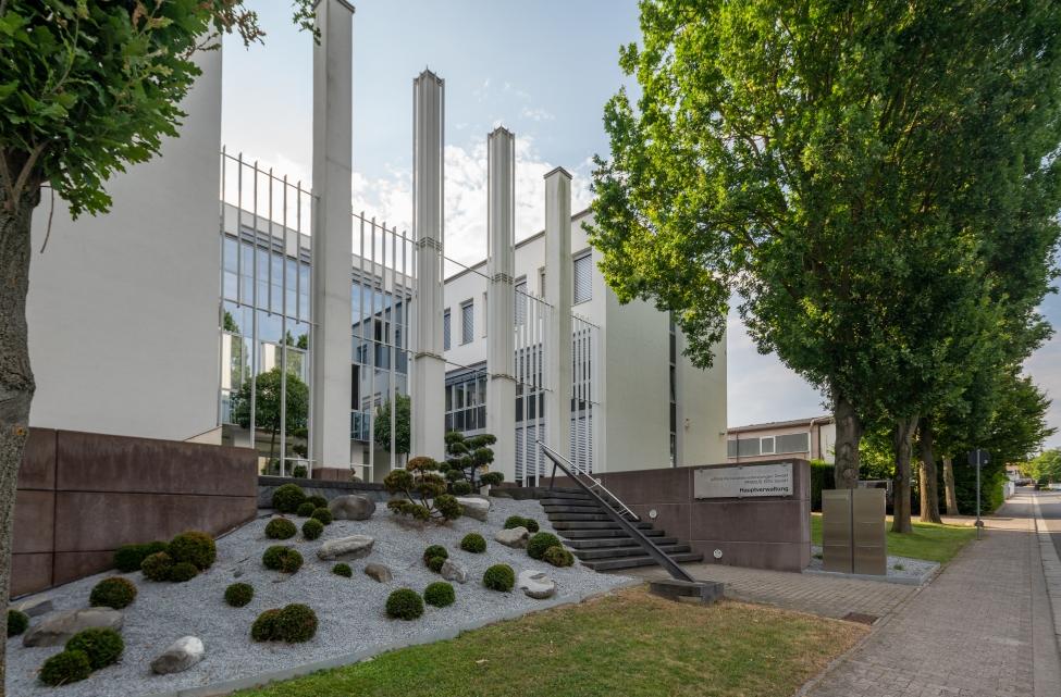 4.700 Quadratmeter großes Büroobjekt in Mainz