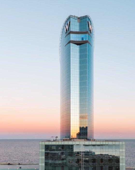 Das höchste modulare Hotel der Welt