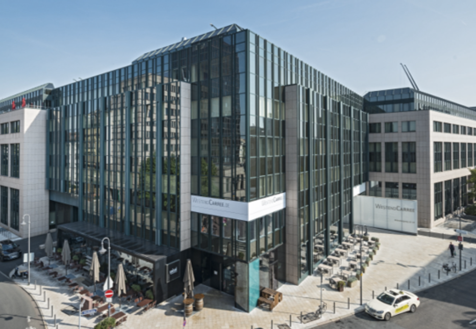 publity kauft Westend Carree in Frankfurt am Main