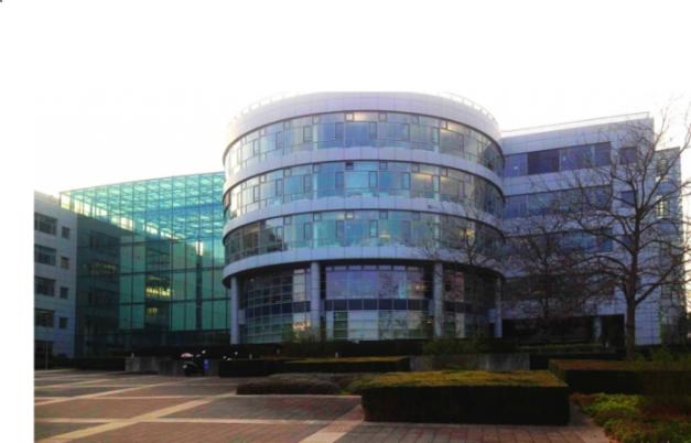 Bürokomplex Bad Vilbel
